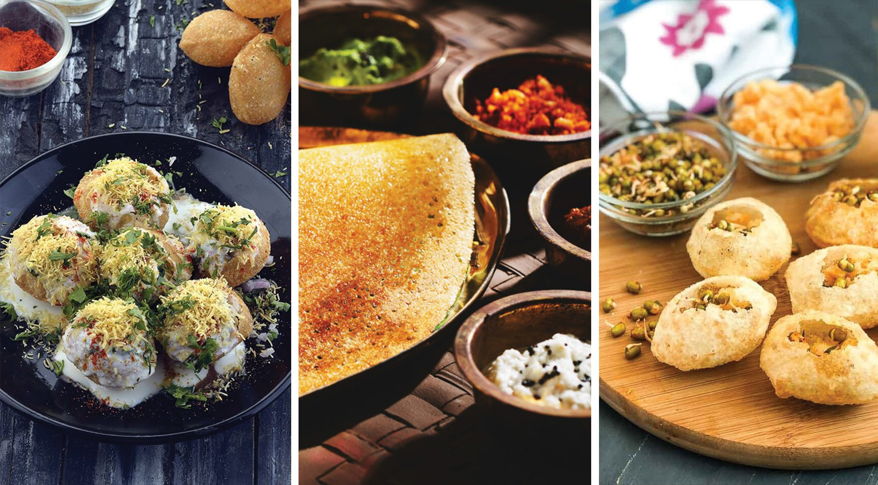 Discover Indian Street Food